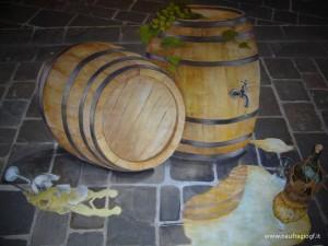 Self service wine