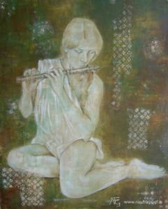 Venere musicante
